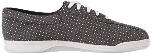 Easy Women's Fabric Sneaker AP1 Black Multi Spirit Z01rqwZ