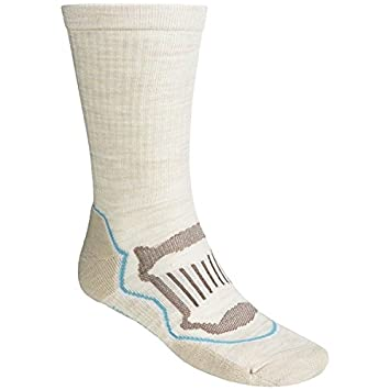Woolrich 1804 Unisex uncrushable lana Merino calcetines de senderismo piedra M/L [MISC.]: Amazon.es: Deportes y aire libre