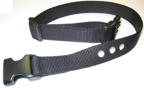 Grain Valley 1″ Replacement Strap, Color: Black. Sold Per Each. Fits Most PetSafe Bark Collars and Many Containment Collars. (No-Bark Collars / Accessories) For Sale