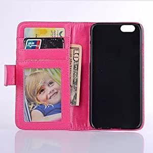 ZL Candy Color Full Body PU Leather Case with Card Slot and Wallet Function for iPhone 4/4S(Assorted Colors) , White