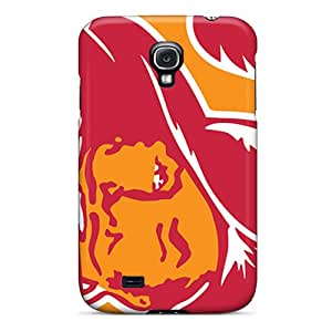 hladdy Perfect Tpu Case For Galaxy S4/ Anti-scratch Protector Case (tampa Bay Buccaneers)