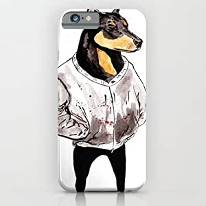 Society6 - Bad Dog iPhone 6 Case by Withapencilinhand