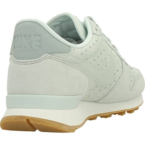 Grey Barely Scarpe Da Nike Running Premium Internationalist Donna Rq0w0TA
