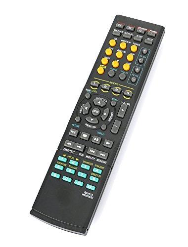 VINABTY RAV315 WN22730EU Replaced Remote AV Receiver Remote fit for Yamaha HTR-6050 RX-V561 RX-V3800 RX-V650 V459 RX-V663 V757 RX-V640 RX-V363 V377 V620 V640 V1500 HTR-6230 640 377 RXV620 Home Audio