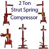 Heavy Duty 2 Ton Hydraulic Strut Coil Spring Compressor