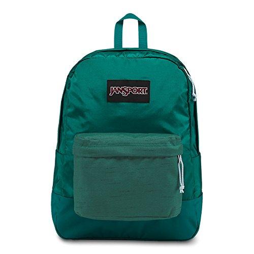Jansport Green - JanSport Black Label Superbreak Backpack - Lapland Green - Classic, Ultralight