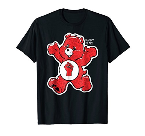 Hanky Bears - Red Fisting Popular Halloween Costume Idea]()