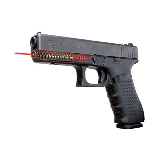 Guide Rod Laser (Red) For use in Glock 17/34 (Gen4)