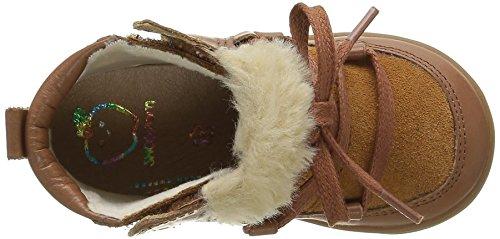 Shoo Pom Bouba Glagla - Forrado primeros pasos Bebé-Niños Marron (Lipiz Camel)
