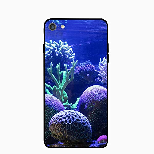 Purple Coral Reef iPhone 6S Case for Girls,iPhone