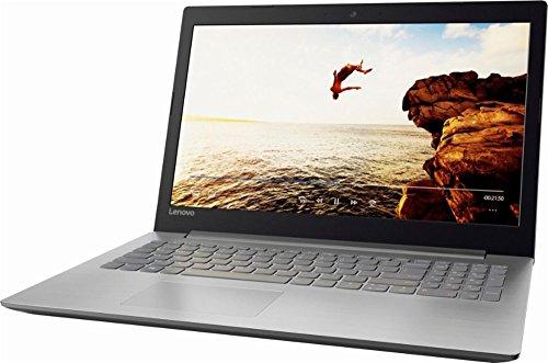 2018 Flagship Lenovo IdeaPad 320 15.6″ HD Laptop – AMD Dual-Core A9-9420 3.0GHz 8GB DDR4 128GB SSD AMD Radeon R5 DVDRW 802.11ac HDMI Bluetooth Webcam 4 in 1 card reader USB 3.0 Win 10 – Platinum Grey