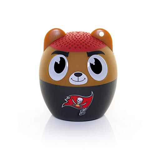 NFL Bitty Boomer Wireless Bluetooth Speaker, Tampa Bay Buccaneers