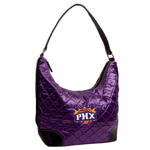 NBA Phoenix Suns Quilted Hobo by Littlearth