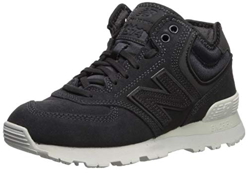 New Balance Womens 574 Core Sneaker, Phantom, 9 D US