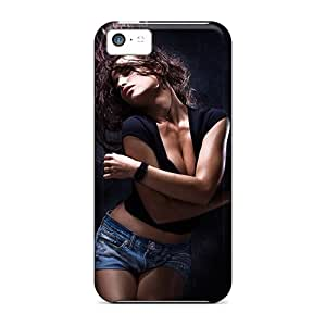 Hard Plastic Iphone 5c Case Back Cover,hot Dancing Case At Perfect Diy