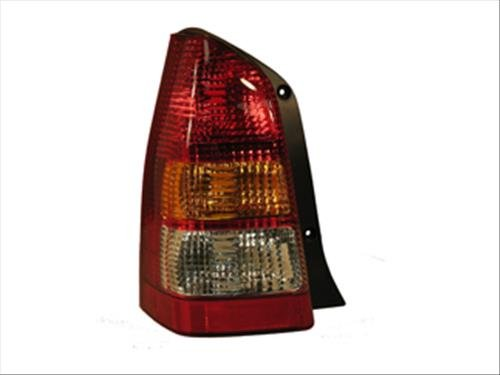 OE Replacement Tail Light MAZDA TRIBUTE 2001-2004 Multiple Manufacturers MA2801115N Partslink MA2801115