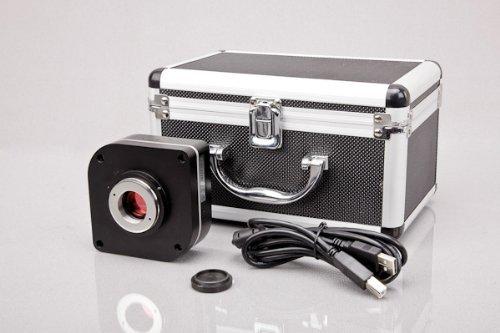 AmScope 130万画素CMOSスーパー蛍光顕微鏡カメラ   B00O9GNWYW