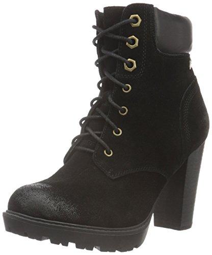 Rangers Femme Boots Black 65215 Xti Noir 8HzBBn