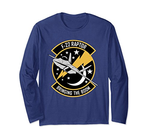 Unisex Air Force Fighter Jet Shirt - F-22 Raptor Large - Pilot Store Usa