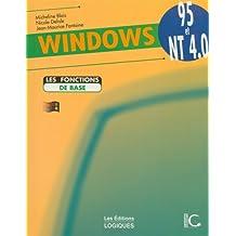 Windows 95 et nt 4.0 de base