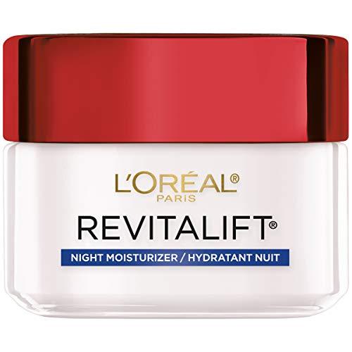 41vwBpWAsiL - L'Oreal Paris, RevitaLift Anti-Wrinkle + Firming Night Cream Moisturizer 1.7 oz