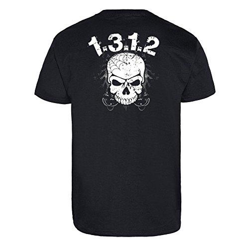 """1.3.1.2. """"Skull"""" TShirt (S)"""