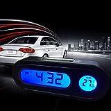 Didade Indoor Outdoor Car LED Digital Clock