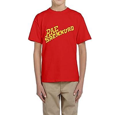 Youths Crew-neck T-shirt Hip Hop Duo Rae Sremmurd SremmLife Tee