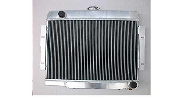 Amazon com: MONROE RACING U0129 Aluminum Radiator/Conversion