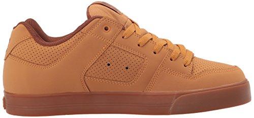 Sport Dc dark Chocolate Action Men's Sneaker Wheat Pure 44TOrt