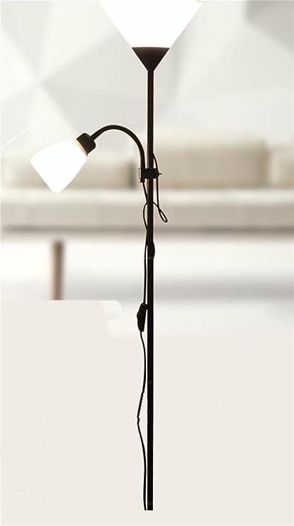 Doble cabeza LED protección para los ojos lámpara de pie ...