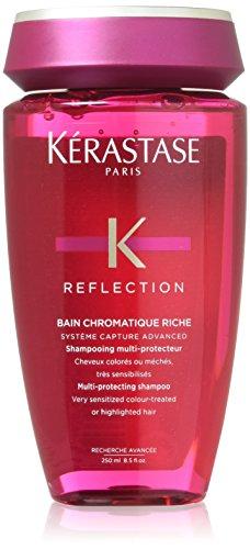 Kerastase Reflection Bain Chroma Riche Luminous Softening Shampoo (Color-Treated Hair) 250ml/8.5oz