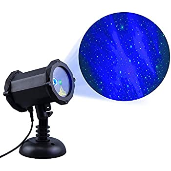 Amazon.com: [upgraded 2019 Version] Laser Stars Twilight ...