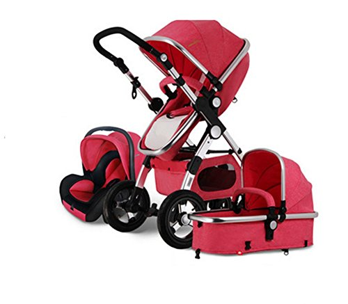 3 In 1 Car Seat And Stroller Combo - 8
