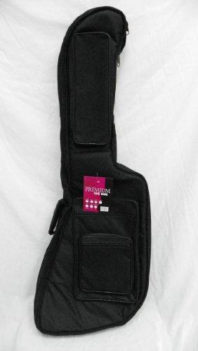 Extra Thick Explorer Electric Guitar Gig Bag /soft case (Electric Explorer Guitar Style)