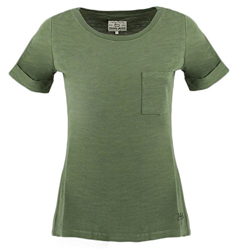 Penn T shirt Rich Penn 427green By Wytee0427 rich Woolrich Donna ZrOZ7