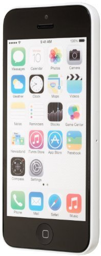 Apple iPhone 5c 8GB White - AT&T