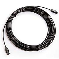 33FT(10M) Digital Optical Optic Fiber Toslink Audio Cable OD2.2mm AV Cable lym V413