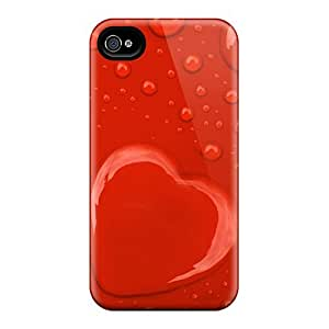 Perfect Fit JsyMcqX1196sRTbX Love Dew Case For Iphone - 4/4s