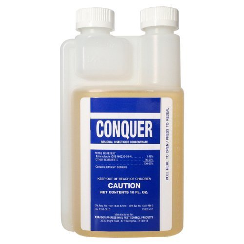 Flea Growth Regulators - Paragon Conquer - residual insecticide concentrate,16 FL.OZ by Conquer