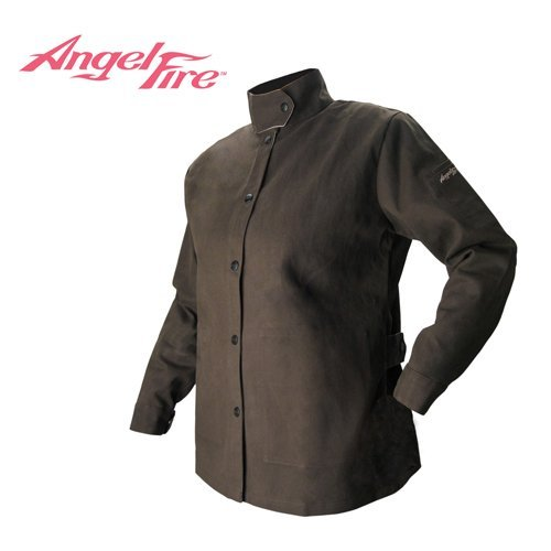 Bsx Angelfire Small Velvetarc Women'S Welding Jacket