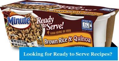 Amazon.com : Minute Ready to Serve Brown & Wild Rice 2 - 4