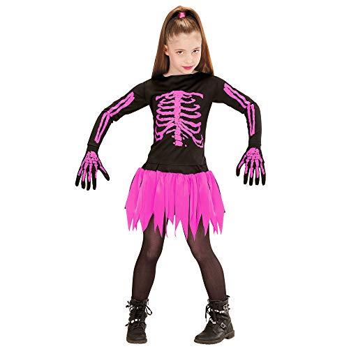 8-10 Years Girls Ballerina Skeleton