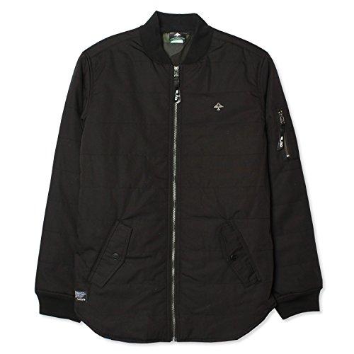 LRG Mens Night Call Jacket- Black Medium