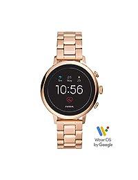 Gen 4 Fossil Smartwatch Venture HR Oro Rosado