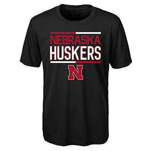 (NCAA by Outerstuff NCAA Nebraska Cornhuskers Youth Boys