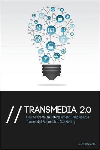 amazon transmedia 2 0 how to create an entertainment brand using