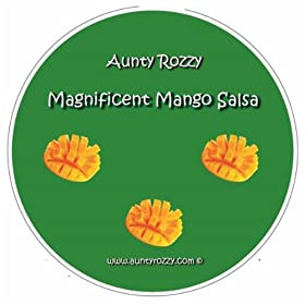Amazon.com: Magnificent Mango Salsa: Aunty Rozzy: MP3