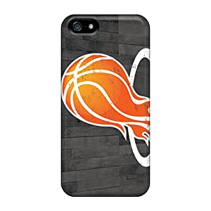 Hot Fashion FNH2390jbJA Design Cases Covers For Iphone 5/5s Protective Cases (miami Heat)