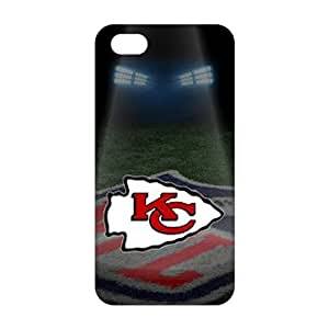 Wish-Store KC kansas city chiefs logo (3D)Phone Case for iPhone 5s